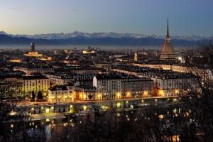 Turin Monte Cappuccini
